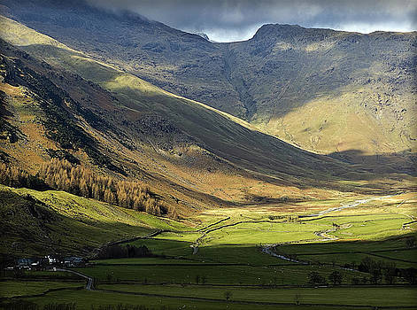 Langdale by Barry Hayton