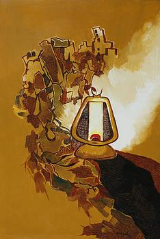Lantern by Muhamed  Husain