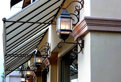 Lanterns and Lines by Leigh Meredith