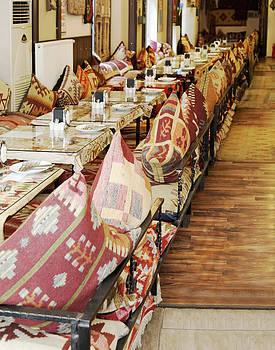 Kantilal Patel - Large Party Diner Table