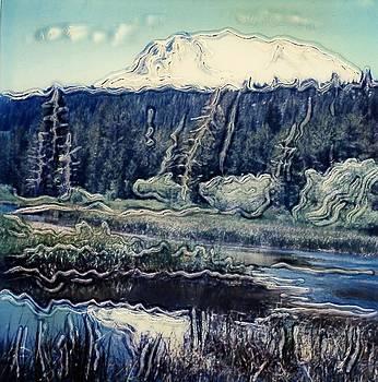 Lassen Landscape  by Gwen Strahan