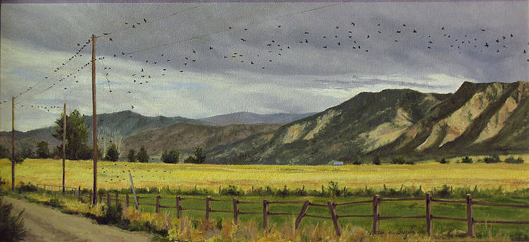 Last Harvest by Victoria  Broyles