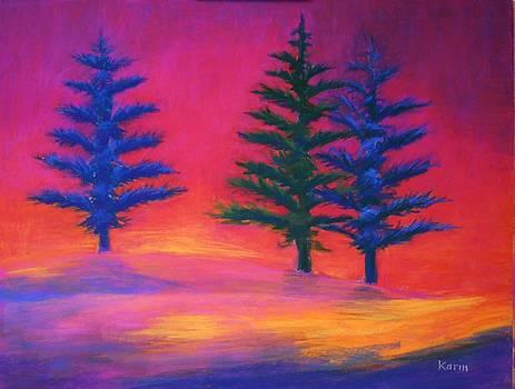 Last Rays by Karin Eisermann