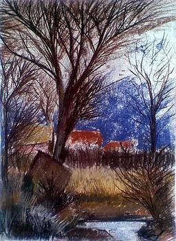 Late Autumn2 by Vaidos Mihai
