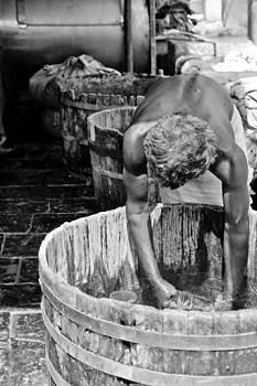 Kantilal Patel - Laundryman