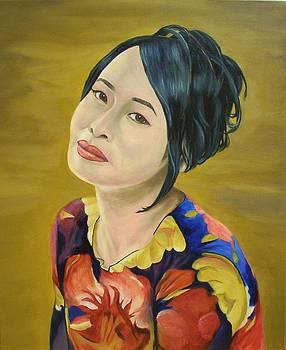 Lauren by Phillip Compton
