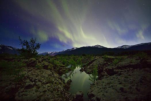 Lava Aurora by Brandon Broderick