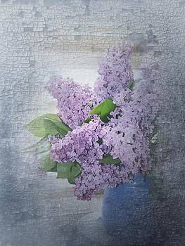 Lavender Blue by Julie King