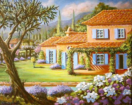 Yvonne Ayoub - Lavender Blue