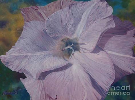 Lavender love spell by Barbara Barber