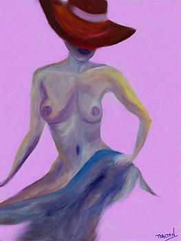 Lavender Nude by Traci Dalton
