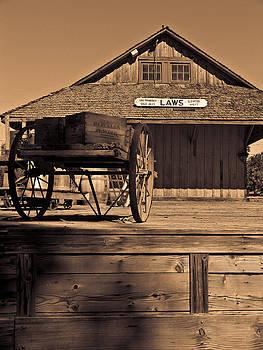 Tony and Kristi Middleton - Laws Ca Historic Depot