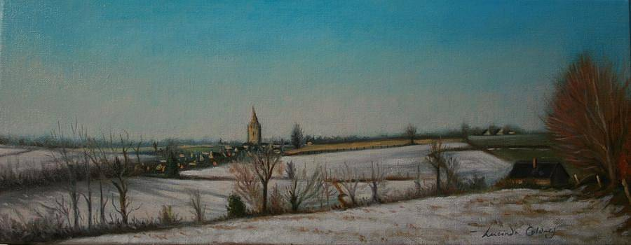 Le Grand Froid - Normandy France by Lucinda Coldrey