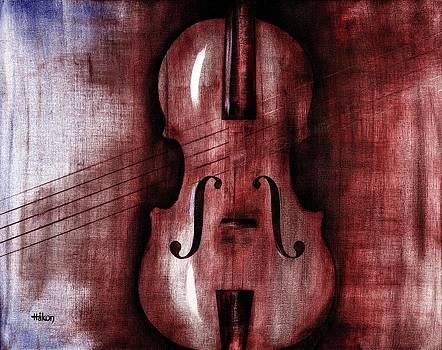 Hakon Soreide - Le Violon Rouge