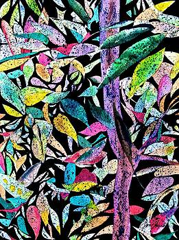 Frank SantAgata - Leaf Patterns