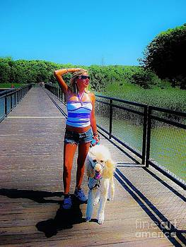 Judy Via-Wolff - Leah and Sunny