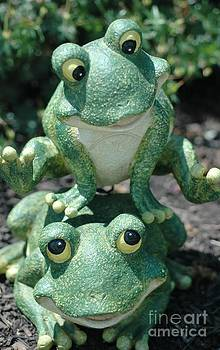 Leap Frog by Kathleen Struckle