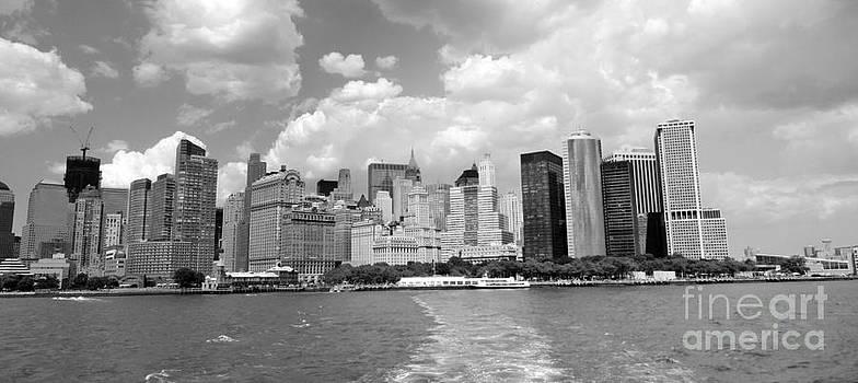Ines Bolasini - Leaving NY