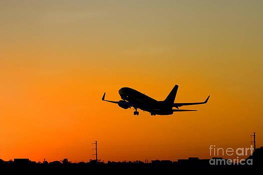Mike  Dawson - Leaving on a jet plane