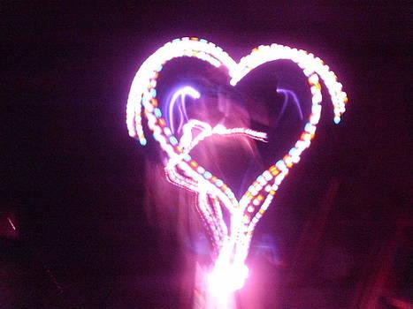 LED Heart by Kurtis Clark