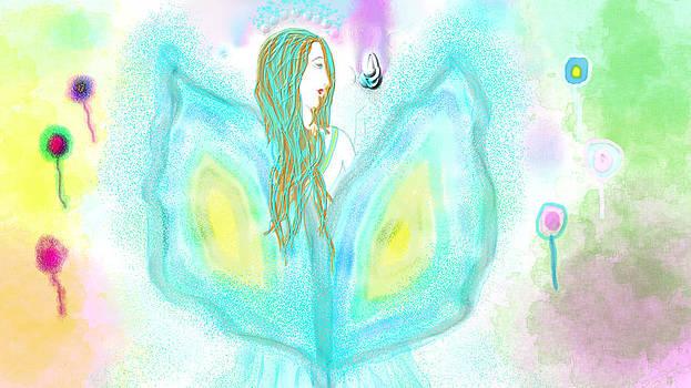 Leelavy Fairy / Fada Leelavy by Rosana Ortiz