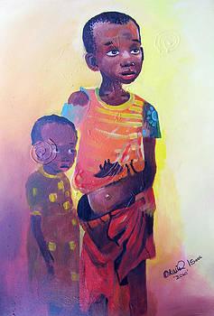 Left Behind by Okwir Isaac