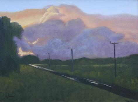 Left Behing by Linda Krupp