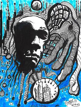Jon Baldwin  Art - Left Of Center