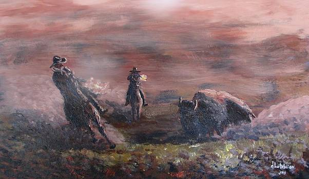 Legends of the Hunt by Don Hutchison