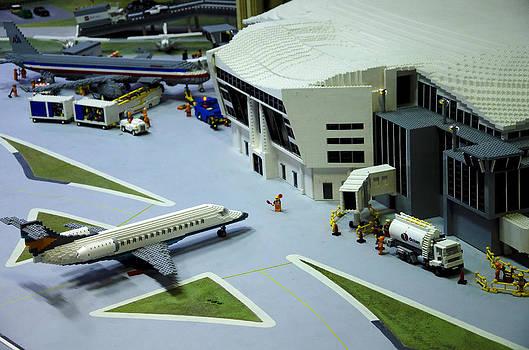Ricky Barnard - Legoland Dallas III