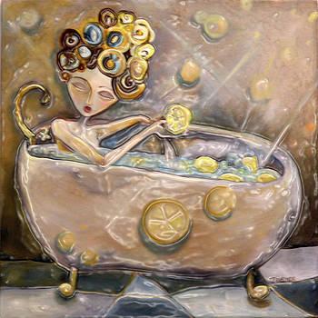 Lemon Bath by Jenna Fournier
