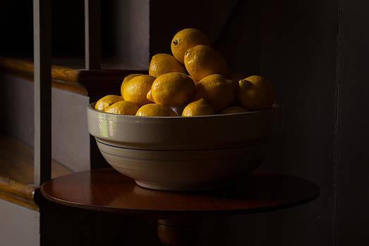 Wayne Stacy - Lemon Bowl