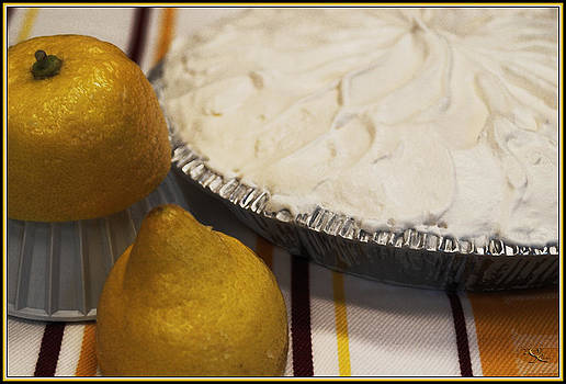 Lemon Pie by Kelly Rader
