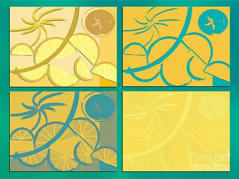 Lemon Sun and Moon by Michelle Bergersen