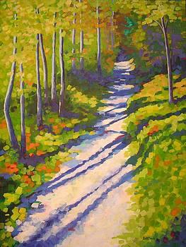 Lena Lake Trail 3 by Mary McInnis
