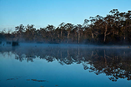 Lenthalls Dam 04 by David Barringhaus