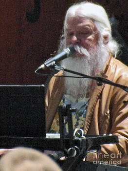 Leon Russell by Gary Brandes