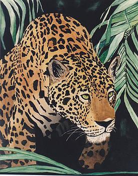 Leopard by Sheila Preston-Ford