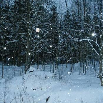 Eve Tamminen - Let It Snow, Let It Snow, Let It Snow