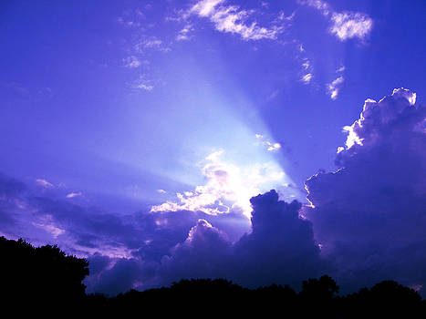 Let There Be Light  by David Campbell