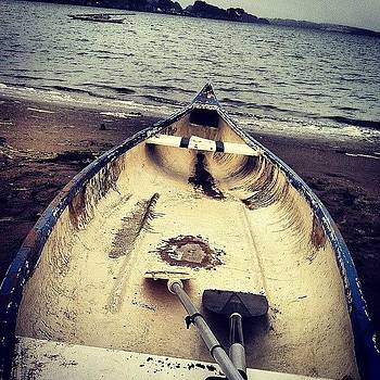 Lets Set Sail! Baywood,ca #canoe by Veronica Rains