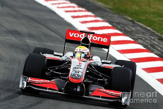 Lewis Hamilton - Mclaren F1 by David Smith