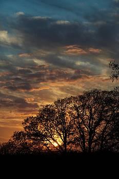 Lexington Sunset by Cliff LeBoeuf