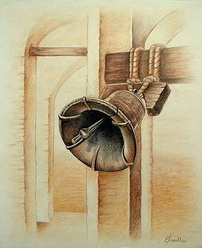 Liberty Bell by Lena Day