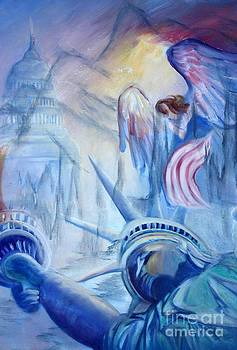 Liberty for  All by Judy Groves