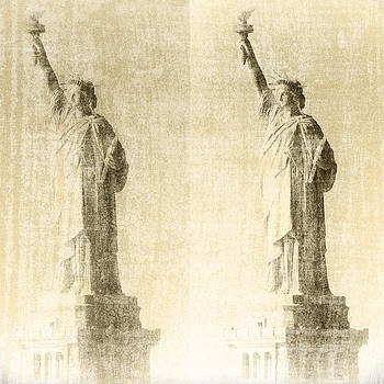 Liberty Sepia by Stephen Walker