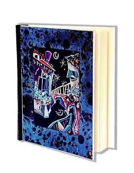 Arte Venezia - Libro Artista - Venecia libro de visitas