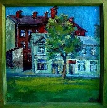 Liepaja by Ilze Enina