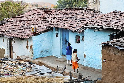 Kantilal Patel - Life at Kumbhalghar Fort