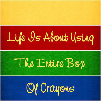 KayeCee Spain - Life In The Crayon Box